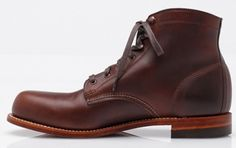 Wolverine 1000 Mile Boot in Brown | Dappered.com