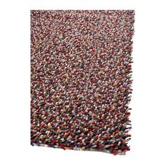 ÖRSTED Rug, high pile, multicolor $799.00  ~ I saw this rug online and thought for an IKEA rug it seemed really expensive. Then I saw it in the store and I love it. It's so lush. But it costs more than my computer, and I just can't . lovely though