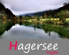 Betriebsausflug Hager-Angelsee (Bayern / Tirol)  Idee Der Bus, River, Outdoor, Fishing, Bayern, Alone, Outdoors, Outdoor Games, Outdoor Living