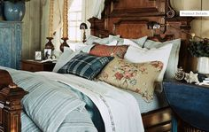Ralph Lauren Home #Hither_Hills 12 - Bed linens