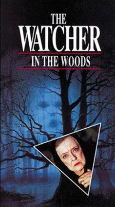 The Watcher in the Woods. Don't be fooled by the Disney label. Nightmares for days as a child. Ghost Movies, 80s Movies, Scary Movies, Love Movie, Movie Tv, Creepy Disney, Disney Drinks, The Woman In Black, Halloween Movies