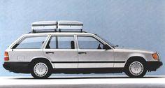 Mercedes-Benz S124 #want