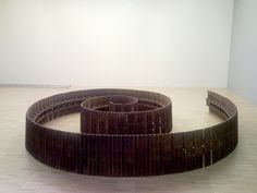 Escultura de Juan Carlos Batista.