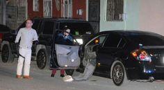 Ejecutan a dos hombres al interior de un auto en la colonia UP | El Puntero