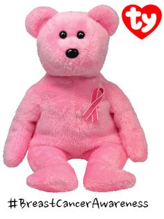 Promise the #BreastCancerAwareness bear. Order yours now for just $4.99