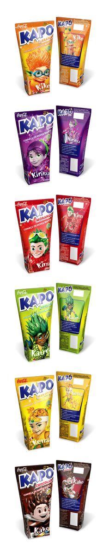 Nova linha de embalagens de Kapo - Trabalho realizado na agência Oz Estratégia + Design