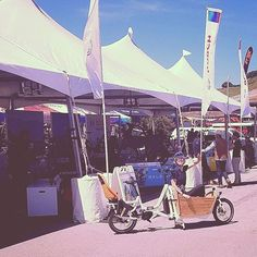 Don't miss at this weekend! You'll find Tony and the Electric Supermarché in the tent. Test some awesome Yuba bikes at the ⚡️Electric Test Track⚡️ Cargo Bike, Sea Otter, Tent, Electric, Track, Awesome, Instagram, Store, Runway