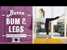 Here you are a mini barre for you to warm up or take as a mini workout. It's a general level barre that anyone can take. You can easily enjoy it at home in y...