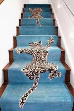 Entry and Hall by Fawn Galli Interiors on Carpet Staircase, Interior Architecture, Interior Design, Interior Ideas, Entry Stairs, Stairway To Heaven, Stairways, Custom Homes, Future House