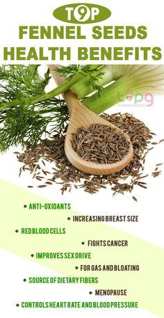 Top 9 Fennel Seeds Health Benefits..
