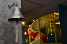 La campana del TRIBAGAI!