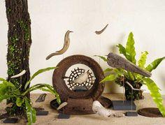 2016-流木の鳥ー17  ★  #流木オブジェ #流木 #流木アート #屋久島アート #インテリア #Driftwood Art #Interior #流木の鳥