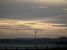 Sunset, Southend on Sea