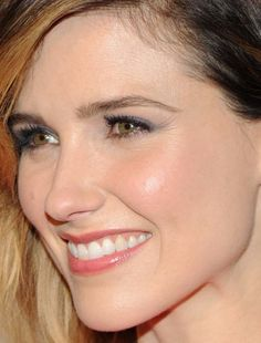 Close-up of Sophia Bush at the 2015 Glamour Women of the Year Awards. http://beautyeditor.ca/2015/11/16/glamour-women-of-the-year-awards-2015