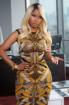 Nicki minaj- I need a rap Bitch for my entrée. Rihanna, Beyonce, Nicki Minja, Nicki Minaj Outfits, Nicki Minaj Pictures, Rap, Alexander Mcqueen Dresses, Woman Movie, Black Barbie