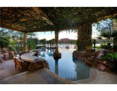 85 Best Swim Up Bars And Grottos Images Houses With