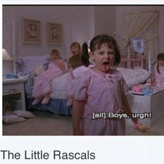 The little rascals.  I know how you feel Darla i don't blame you...