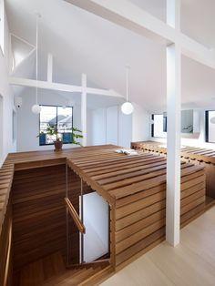 Caixa de Mudança na Casa / Naf Architect & Design