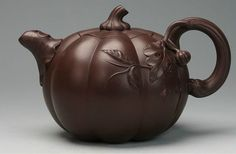 nan gua Teapot; Chinese GongFu TeaPot, YiXing Pottery Handmade zisha clay teapot,Guaranteed 100% genuine original mineral fired