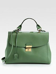 Marc Jacobs - The 1984 Satchel