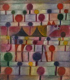 design-is-fine:  Paul Klee, Camel, 1920. Kunstsammlung NRW. From the exhibition To Egypt! The travels Max Slevogt and Paul Klee atK20, Düsseldorf, until 04 Jan, 2015.