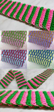 ellej.org Crochet Fashion, Friendship Bracelets, Jewelry, Style, Swag, Jewlery, Jewerly, Schmuck, Jewels