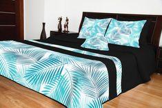 Prikrývky na posteľ čierne prešívané Comforters, 3d, Blanket, Furniture, Home Decor, Creature Comforts, Quilts, Decoration Home, Room Decor
