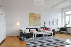 [인테리어] 스웨덴 아파트 인테리어 : 네이버 블로그