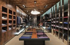 BSpoke store at Bayview Village by GHA Toronto Canada 03 B.Spoke store at Bayview Village by GH+A, Toronto Canada