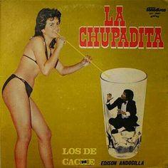 #TapasDeDiscos Los de Cache: La Chupadita vía @martinmacdonnel