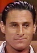 Ron Goldman, portrayed by Jake Koeppl on the American Crime Story: The People v. O.J. Simpson TV show. We fact-checked the show here: http://www.historyvshollywood.com/reelfaces/people-v-oj-simpson/