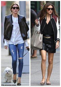 Menswear Chic: Bomber Jackets