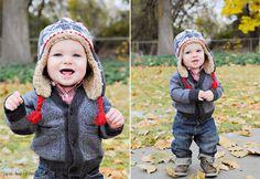 stylin' little man