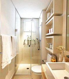 "29 Likes, 1 Comments - Pamela Fernanda Blanc Gross (@pamela_fernanda_blanc_gross) on Instagram: ""#designdeinteriores #bathroom #smallbathroom #solution #design #interiores #inspiration"""