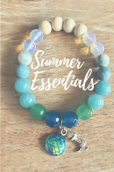 Aroematherapy Essential Oil Diffuser Bracelet