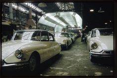 Citroen DS Turns 60, Celebrates With Huge Paris Event And Global Launch Of The Brand [156 Pics]