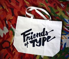 friends of type bag