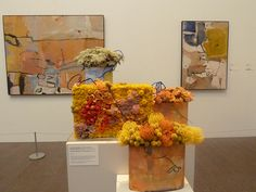 Bouquets to Art 2012