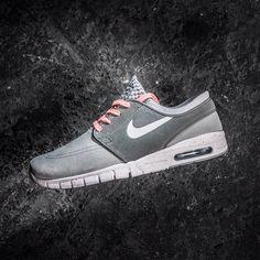 Nike Janoski Grau Pink