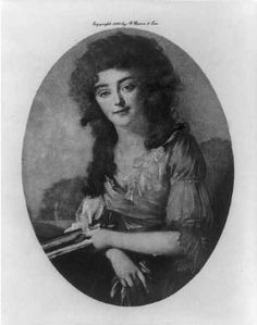 Photo: Princess de Lamballe,Maria Luisa of Savoy,1749-92,confidante,Marie Antoinette -- found for sale at Amazon.com -- don't know much else about it, must look for more details...
