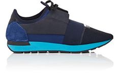 BALENCIAGA Men'S Race Runner Sneakers. #balenciaga #shoes #sneakers