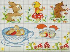 Σχέδια για κεντήματα με παιδικά θέματα, δωρεάν σχέδια για κέντημα, σταυροβελονιά, εργόχειρα, Designs for embroidery children's issues, Diseños para cuestiones bordado de los niños, Motiv för broderi barnfrågor