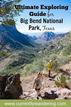 Planning to visit Big Bend National Park in Texas? Check out our detailed report on campgrounds hiking hot springs night photography canoeing and exploring with kids! Hiking With Kids, Road Trip With Kids, Travel With Kids, Family Travel, Family Vacations, Texas Roadtrip, Texas Travel, Travel Usa, Hiking In Texas