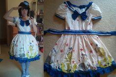 Sailor Lolita by ~sailor-midnightstar on deviantART