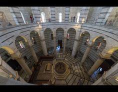 Italy // Tuscany // Pisa // Battistero di Pisa (Baptisterium ...