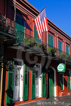 Ate dinner and went to piano bar!! Great time!! New Orleans French Quarter Pat Obriens