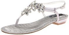 Nina Women's Keegan-YS Sandal   19 customer reviews List Price:$69.00 Price:$34.82   & Free Returns.Details You Save:$34.18 (50%)