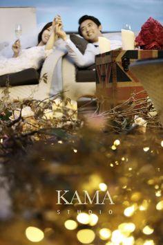 Jaewook Ahn & Hyunju Choi - Kama Studio Pre Wedding Photoshoot, Photoshoot Ideas, Photo Reference, Table Decorations, Studio, Outdoor, Pictures, Outdoors, Outdoor Games