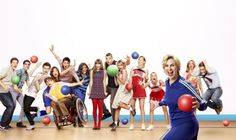 This show has changed the lives of so many people. Glee shows its okay to be exactly who you are. So that's why glee the show is something people should admire. Jon Hamm, John Krasinski, Steve Carell, Amy Poehler, Sarah Jessica Parker, Parks And Recreation, Glee Season 3, This Is Us, Quinn Fabray