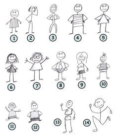 Stick Figure Decisions Discussion | doodles big | Pinterest ...